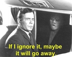 Important life lessons from Shatner and 'The Twilight Zone.'