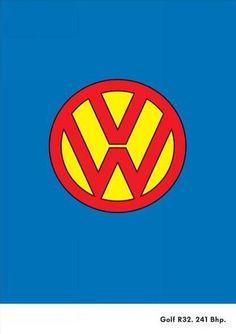 Volkswagen: Golf R32. Super Strong build.
