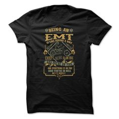 (Tshirt Suggest T-Shirt) Awesome EMT Shirt at Tshirt Army Hoodies