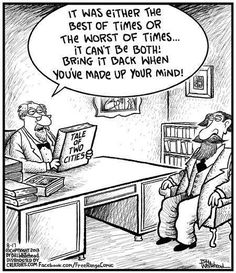 Dickens meets his publisher... (A similarly-themed cartoon much further down in this collection has the publisher pushing for celebrity contestants)