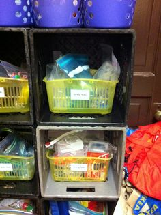 How to organize work tasks in a special Ed classroom by theautismhelper.com