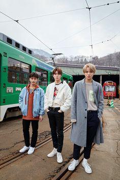 路面電車に乗って札幌を満喫!NCT 127のテイル、ジェヒョン、ジョンウのぶらり旅 | ViVi