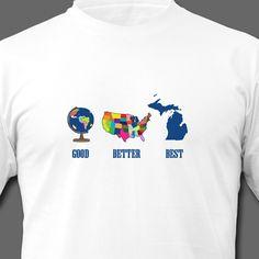 Michigan is Best.
