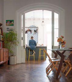 Chez Julia Sherman, blogueuse de «Salad for president» | Une hirondelle dans les tiroirs