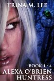 """(Books #1-4 of the Top-Rated Romantic Urban Fantasy Series by Trina M. Lee! Bitten by Books: """"...an intriguing, exciting...urban fantasy read with great action... characters.. and romance..."""" [Book #1 Once Bitten 4/205 Amazon])"""