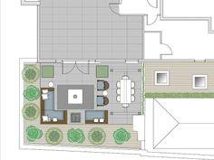 Roof Garden – Stannary Street | Stephen Woodhams Design Ltd