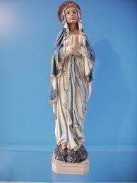 Heilige Maria Beelden.