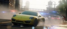 Yellow Porsche for your speedster this holiday season? Why not with Need for Speed: Most Wanted and Walmart on your side!