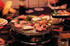 Gourmetpret! 8 lekkere & originele gourmetgerechten Fondue, Barbecue, Teppanyaki, Food And Drink, Yummy Food, Favorite Recipes, Treats, Homemade, Dinner