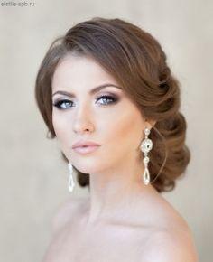 прическа невесты - Поиск в Google
