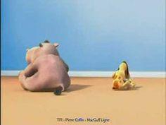 ▶ Hippo fart annoys dog - YouTube