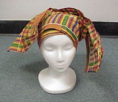 african garments | Africa Imports - How to Put on an African Head Wrap
