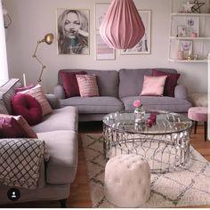 "2,044 Me gusta, 14 comentarios - E_boligoginspiration (@e_boligoginspiration) en Instagram: ""Goodmorning with this beautiful and cozy livingroom by @homebymrsskyman She is having an SFS and…"""