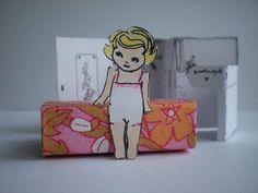 matchbox paperdoll