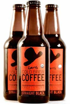 Fast Feed: Nitro Cascara Cold Brew Debuted at London Coffee Festival