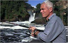 Jeremy Wade in Africa