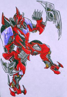 transformers BFTE mirage, dino by kishiaku