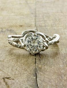 unique, yet beautiful ring
