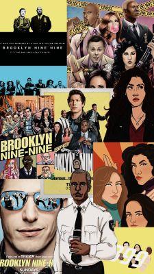 Brooklyn Nine Nine Funny, Brooklyn 9 9, Series Movies, Movies And Tv Shows, Tv Series, Netflix Series, Charles Boyle, Jake Peralta, Terry Crews