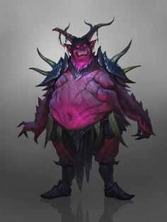 Demon of the First Circle