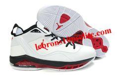 df80d184c0c Carmelo Anthony Shoes - Jordan Melo M8 White Black Red
