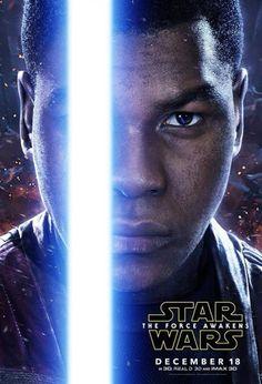 Star Wars - O Despertar da Força: Rey, Finn, Kylo Ren, Han Solo e Leia ganham cartazes individuais - Slideshow - AdoroCinema