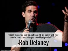 10 Comedians Who Understand Your Crappy Love Life All Too Well All Is Well, The More You Know, Funny Relationship Quotes, Funny Quotes, What Motivates Me, You Dont Say, Modern Love, Thats The Way, Understanding Yourself
