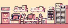 Graphic Design Illustration, Illustration Art, 8 Bit Art, Pixel Art Games, Human Drawing, Pokemon, Vaporwave, Game Design, Art Tutorials