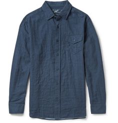 Grayers Hattox Cotton Shirt | MR PORTER