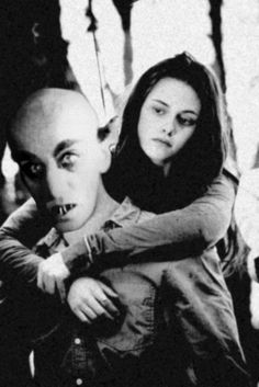 ✯ Nosferatu and Bella ✯
