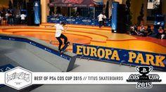 Best of PS 4 COS Cup 2015 | Titus Skateboards - http://DAILYSKATETUBE.COM/best-of-ps-4-cos-cup-2015-titus-skateboards/ - Follow us now at http://www.facebook.com/titus | http://www.instagram.com/titus | http://www.titus-shop.com | In 2015 wurde ein weiteres Jahr COS-Cup-Geschichte geschrieben und der Rekordmeister Alex Mizurov konnte seinen Vorsprung auf der Liste der deutschen Meister im Skateboarding weiter - 2015, best, skateboards, Titus