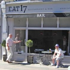 Eat17 - my favourite Walthamstow restaurant