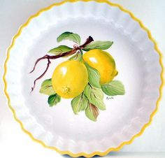 tortiera con limoni | Good Things From Italy - Le Cose Buone d'Italia | Scoop.it