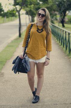 amarelo + cinza! gabbiadorata.com
