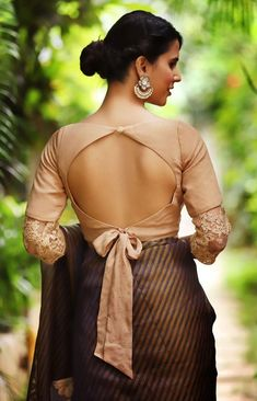 Buy Designer Blouses online, Custom Design Blouses, Ready Made Blouses, Saree Blouse patterns at our online shop House of Blouse from India. Saree Blouse Neck Designs, Choli Designs, Fancy Blouse Designs, Mehndi Designs, Saree Jacket Designs Latest, Indian Blouse Designs, Traditional Blouse Designs, Neckline Designs, Traditional Dresses