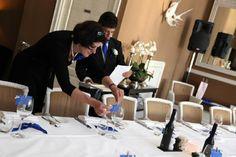 Feestlocatie: Hotel Blessing Zuidland.    Vorige week twee prachtige bruiloften gehad!! - Pinterested @ http://datregelikwel.nl.
