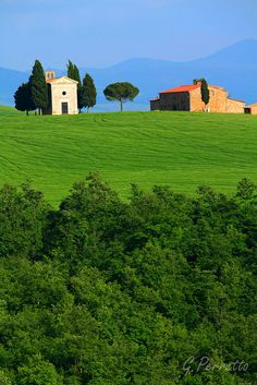 Colors of Tuscany, Italy, Pienza by G.Perretto (OFF), via Flickr