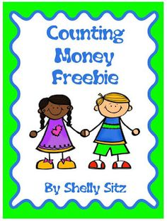 Smiling and Shining in Second Grade: Counting Money