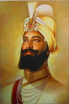I Love Guru Gobind Singh Ji Please Share On ur Wall Waheguru ji Guru Nanak Ji, Nanak Dev Ji, Sikhism Religion, Baba Deep Singh Ji, Guru Nanak Wallpaper, Shri Guru Granth Sahib, Guru Pics, Punjabi Culture, Guru Gobind Singh
