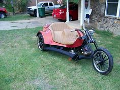 VW Trike !