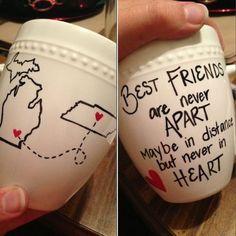 21 Best Friends Mug
