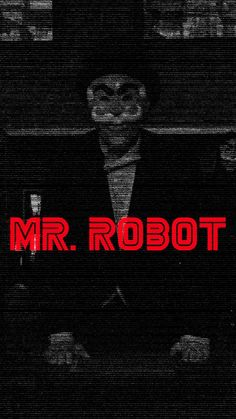 MR ROBOT wallpaper Click here for Highest Resolution: http://bit.ly/1PAjaUZ