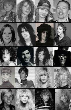 Guns N' Roses - Guns N' Roses Photo (23041849) - Fanpop