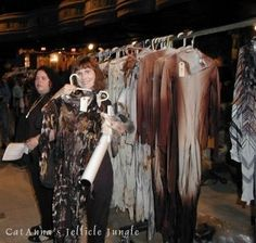 Our Last Visit To The Jellicle Junkyard During The Winter Garden Theateru0027s  Big Blowout Sale Of Costumes, Set Pieces And Assorted CATS Memorabilia.