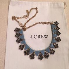 J crew statement necklace Statement necklace from Jcrew! J. Crew Jewelry Necklaces
