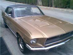 1968 Ford Mustang @sahibinden.com