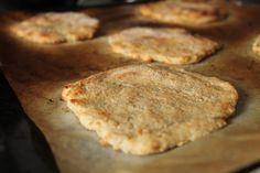 Ketunhäntä keittiössä: Perunarieskat - Potato flatbreads