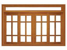 Resultado de imagem para janelas de madeira de correr