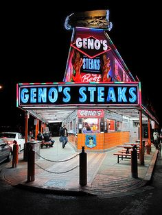 Geno's, Philadelphia