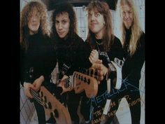 Metallica - Last Caress/Green Hell - YouTube